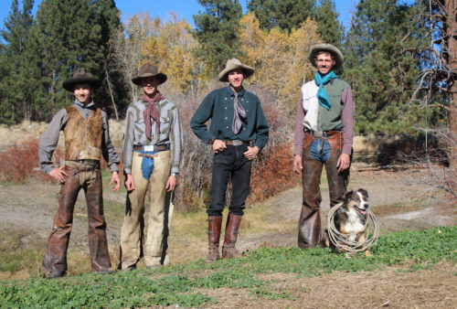Zion Stage Line Stagecoach Drivers