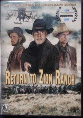 Return to Zion Movie featuring Zion Stage Line